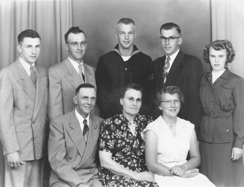 Thys Broersma Family