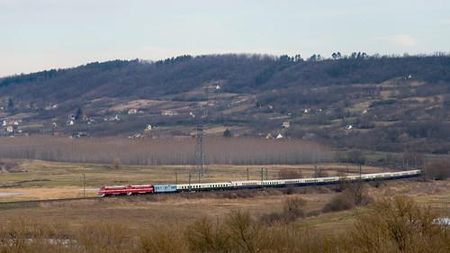 railroad train diesel engine rail railway locomotive máv vonat nohab vasút mozdony m61001 m61006 busóexpressz