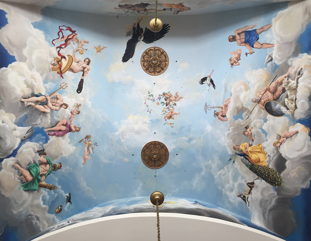 Decorare Soffitto Cielo: Decoration ? decorazione murale ...