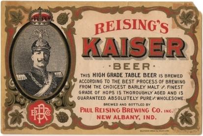 Reisings-Kaiser-Beer-Labels-Paul-Reising-Brewing-Co-Inc_31932-1