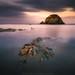 Playa Peñarronda, Tapia (Asturias, Spain) by Tomasz Raciniewski