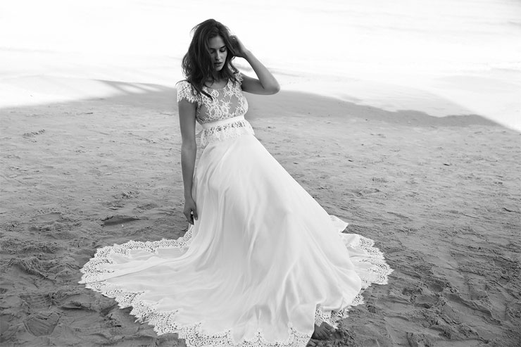 White Bohemian by Lihi Hod 2016 Wedding Dresses - Emma Wedding Dress | Fab Mood - UK Wedding Blog
