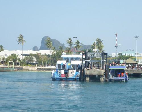 Route maritime-Koh Phi Phi-Krabi (3)