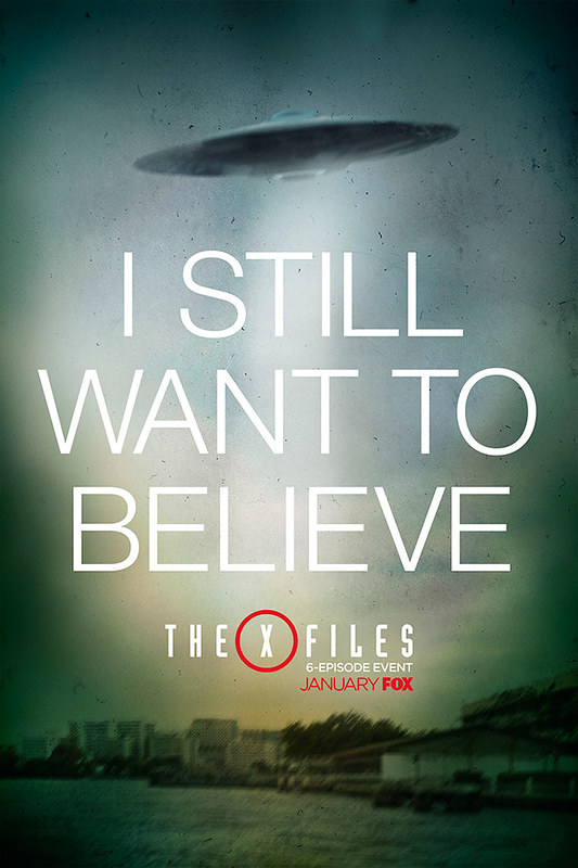 The X-Files - Season 10 - Poster 2