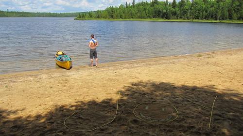 lac québec été canotcamping parcdelamauricie louuiss lequébecetsesparcsnationaux