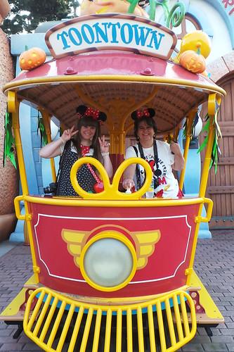 Toontown Tram