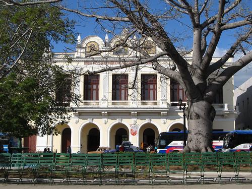 Cienfuegos: le Théâtre Tomas Terry