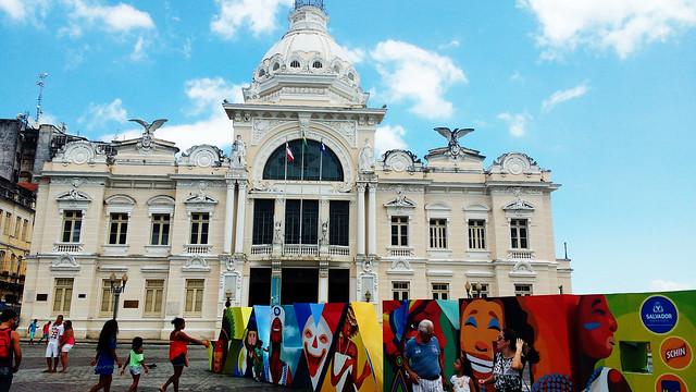 Centro Histórico de Salvador - BA {março 2016}
