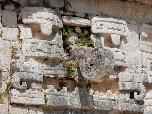 Chichen Itza - Edificio de las Monjas - 2