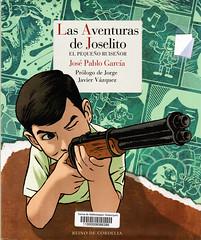 José Pablo García, Las aventuras de Joselito