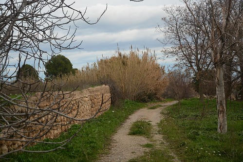 camino de las huertas.