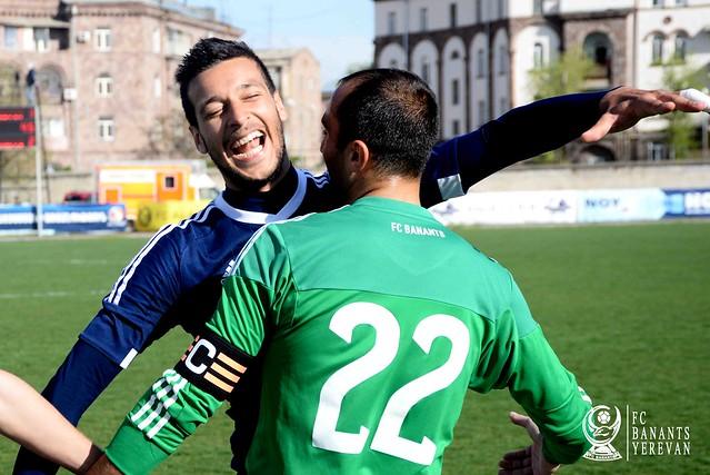FC  Alashkert  vs  FC Banants 1-2    semifinal  cup