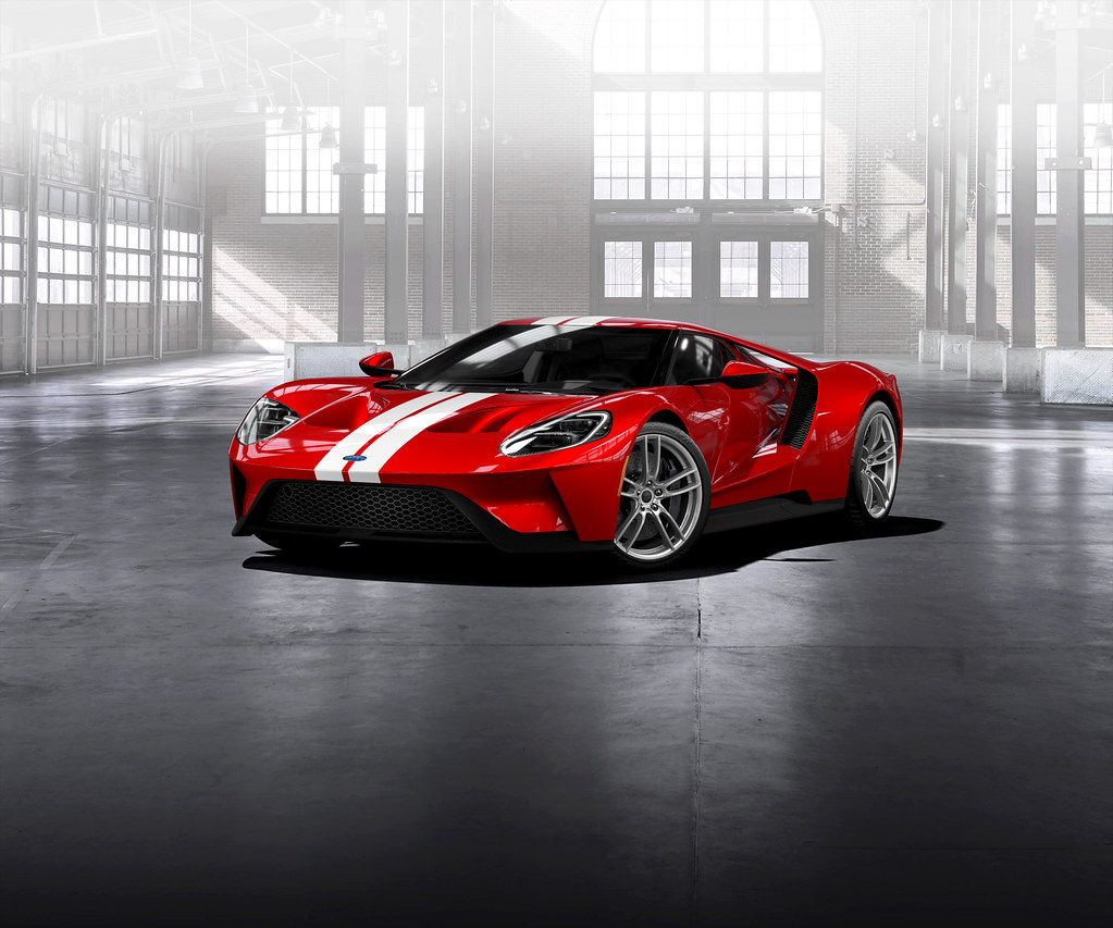 6506 apply to own all-new Ford GT in a month; almost 200K configure Ford GT of their dreams