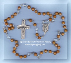 Special Intention Rosary ~ Tiger Jasper