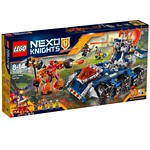 LEGO Nexo Knights Axl's Tower Carrier (70322) box
