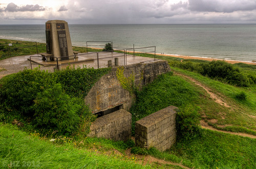 Omaha Beach - WN62 - Easy Red Sector  - Colleville-sur-Mer, Normandy