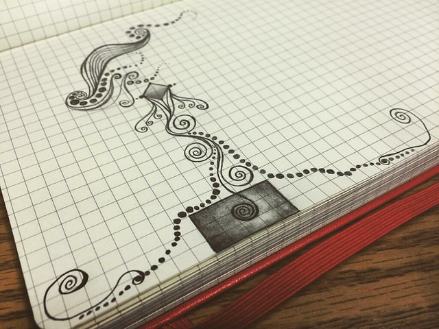 Staff Meeting Doodle #doodles #art #work #staffmeetingdoodles