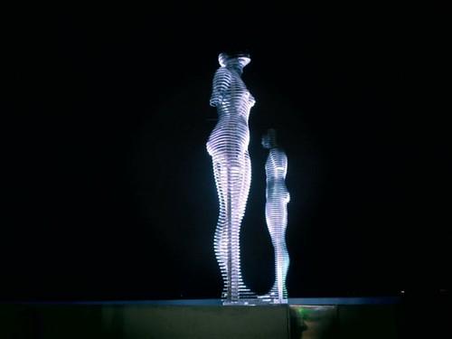 интерактивни скульптури