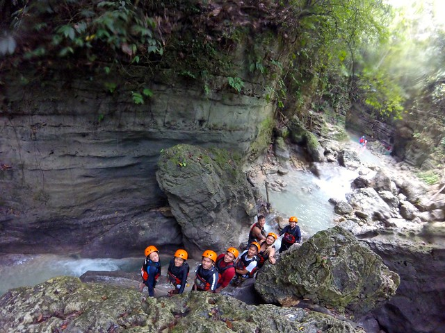 Canyoneering Cebu Team