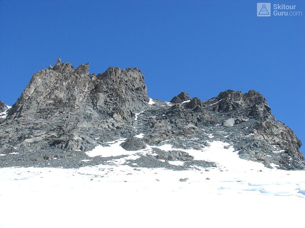 Rimpfischhorn Walliser Alpen / Alpes valaisannes Switzerland photo 04