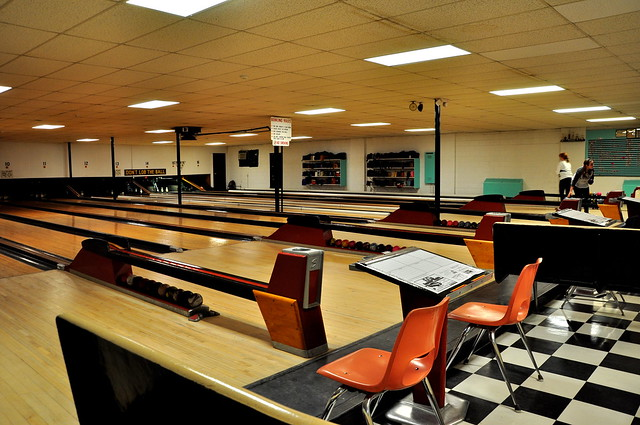 Danbury Duckpin Bowling Lanes - Danbury CT - Retro Roadmap