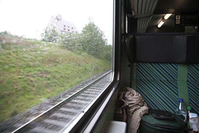 On Die Bahn