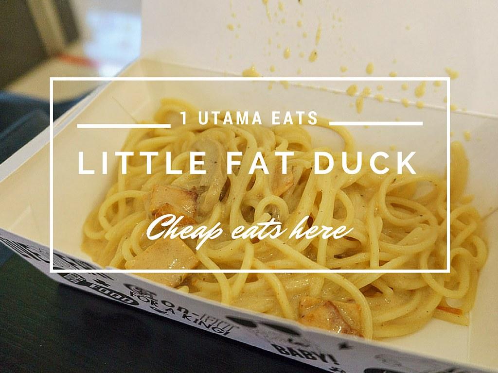 LITTLE FAT DUCK
