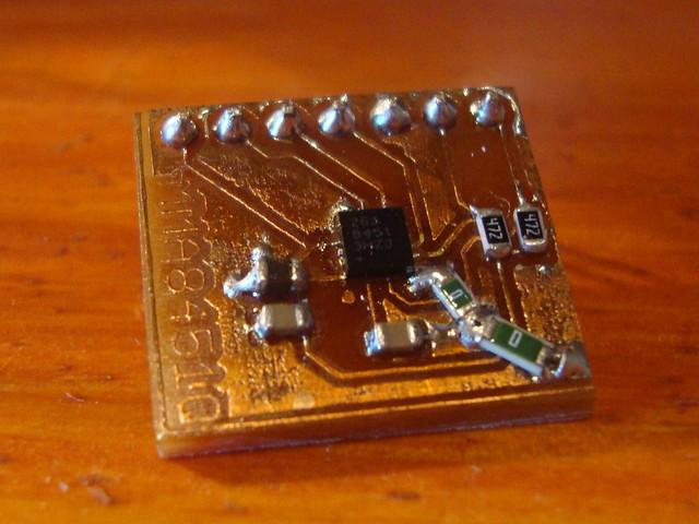 Freescale sensors