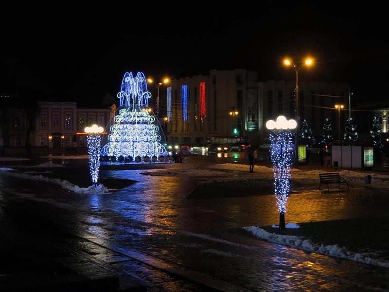 Новогодний Владимир такой новогодний