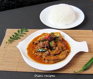 Mathi /Chala /Sardine fish curry