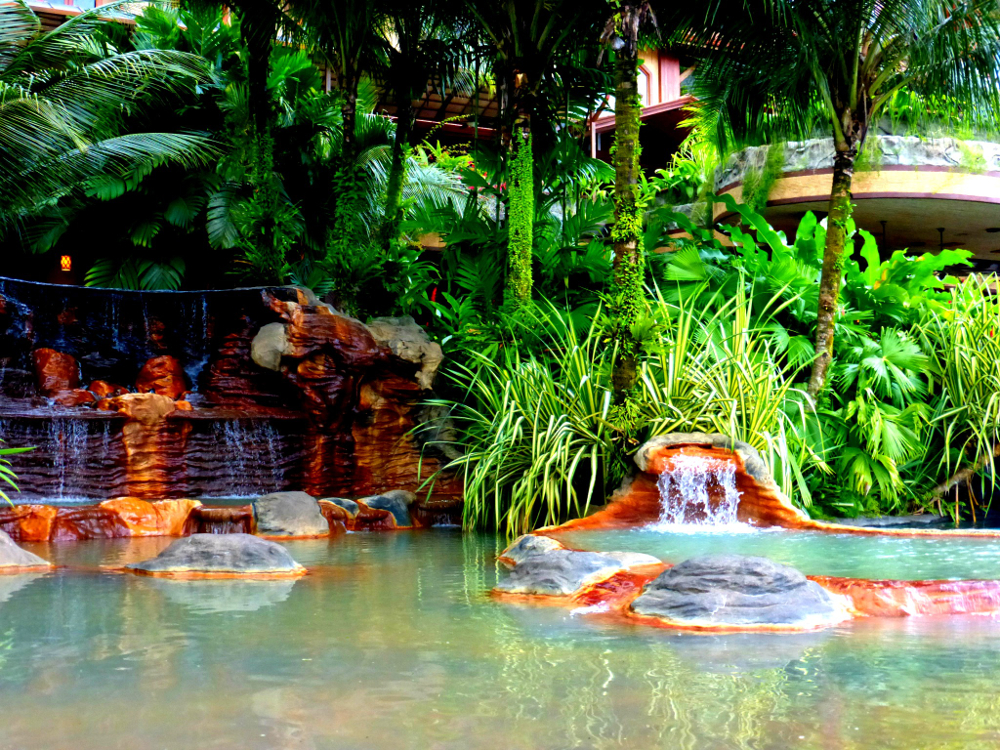 Springs Spa Pool Costa Rica