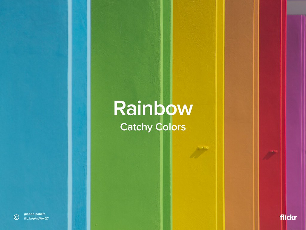Catchy Colors: Rainbow