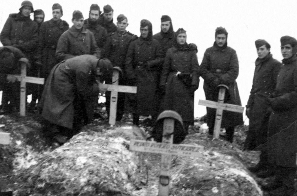 Domingo Rodríguez Romera DIVISION AZUL albaceteños frente ruso 1942 foto 6