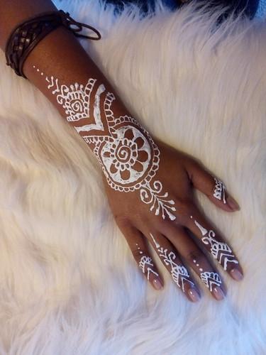Henna photo's
