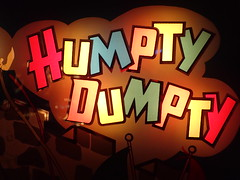 Humpty Dumpty.... with a twist stories