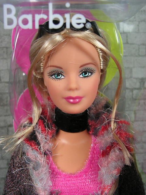 2004 Barbie Fashion Fever Barbie H0644 (1)