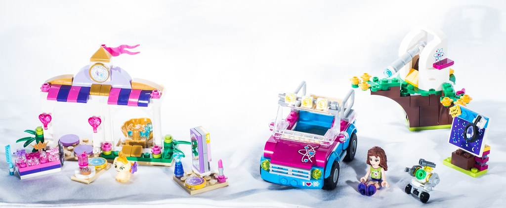 Leah's Legos