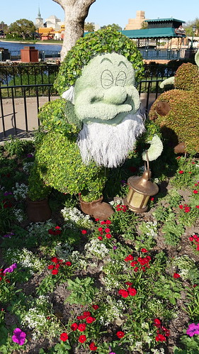 Epcot Flower and Garden Festival 2016 (324)