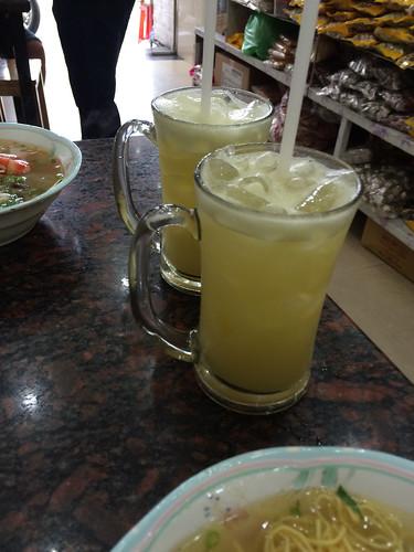 Ho Chi Minh Ville: du jus de canne à sucre