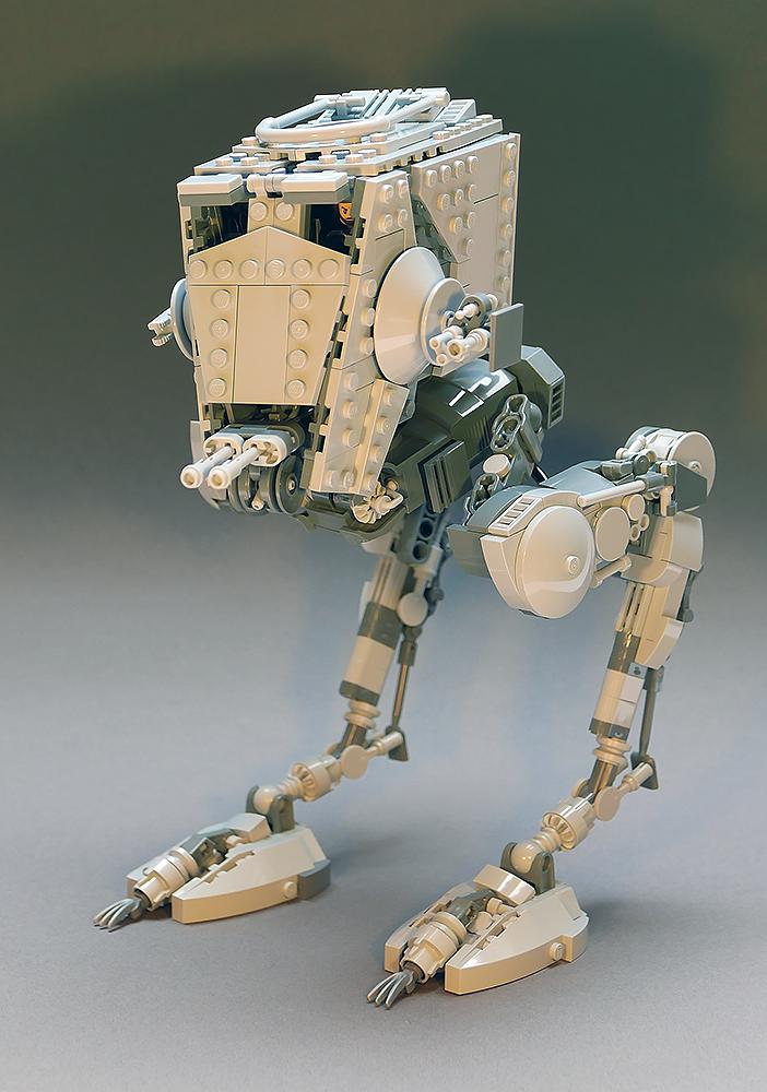 At St Moc Version 2 Lego