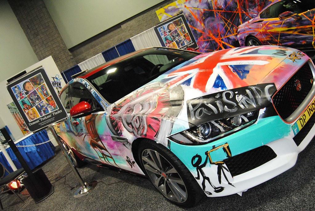 ART-of-Motion by Automotive Rhythms: Jaguar XE