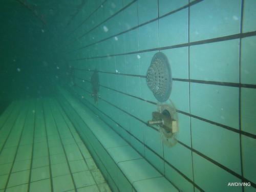 Aanzuigleiding zwembad