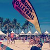 Volleyball in South Beach