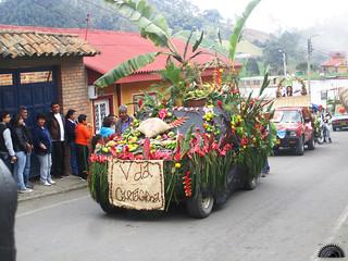 Carroza Vereda Cartagena