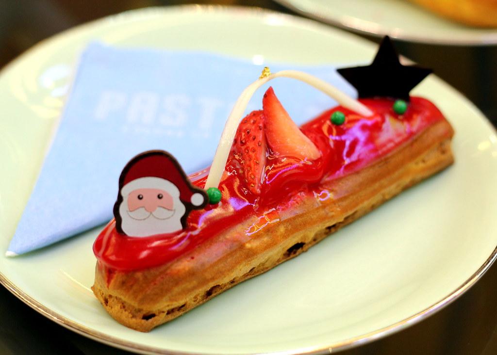 曼谷甜点:柔和的巴黎甜点圣埃克莱尔