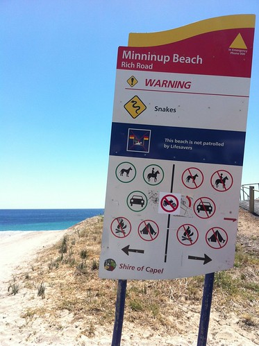 Minninup Beach