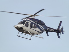 M-YMCM Bell 429 Helicopter