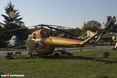 SP-SAR - 512617092 - PZL-Swidnik Mi-2R Hoplite - Polish Aviation Musuem - Krakow, Poland - 151010 - Steven Gray - IMG_0387