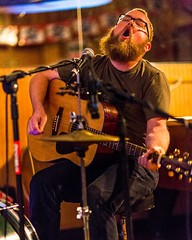 McDougall the One Man Band playing at Ole Beck VFW in Missoula MT #2013 #musicphotography #music #photooftheday #igers #montana #accoustic #missoulamt #color #instalove guitar #missoula #beauty #instagood #travel #bands #wanderlust #instapic #retro #conce