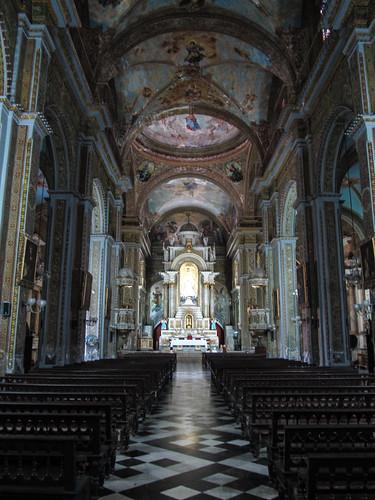 La Havane: église Nuestra Señora de la Merced